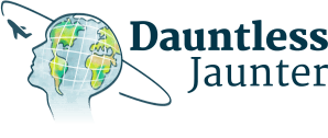 Dauntless Jaunter Travel Site Logo