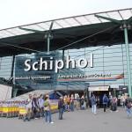 Amsterdam Schiphol Airport entrance
