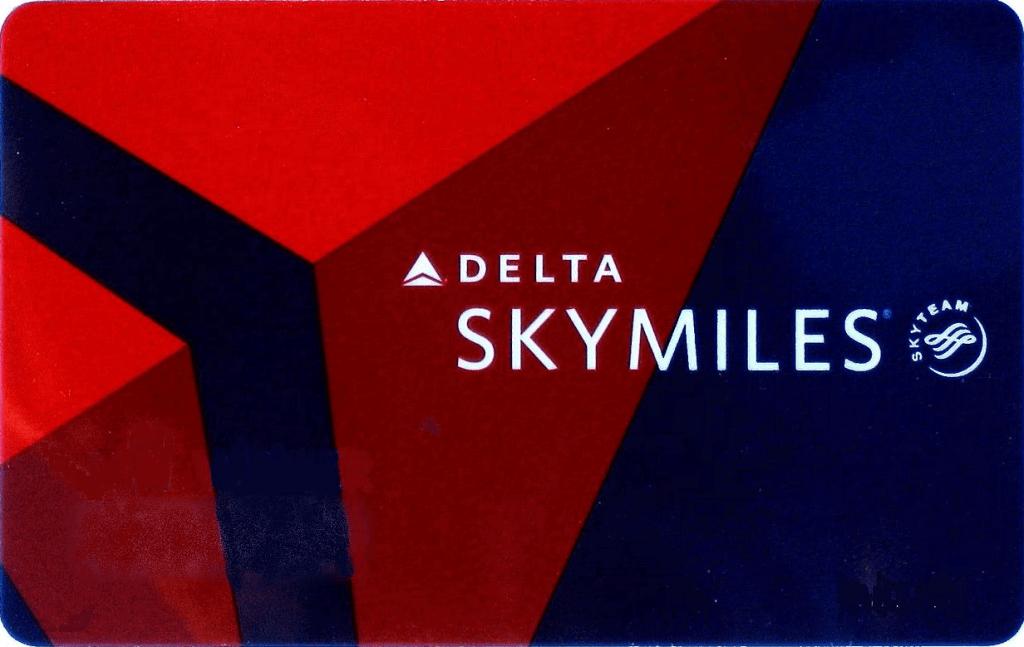 Delta Skymiles Card