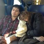 Trying to Sleep to Venice