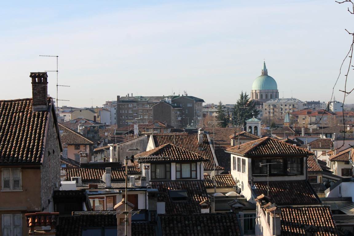Piazzale del Castello rooftops
