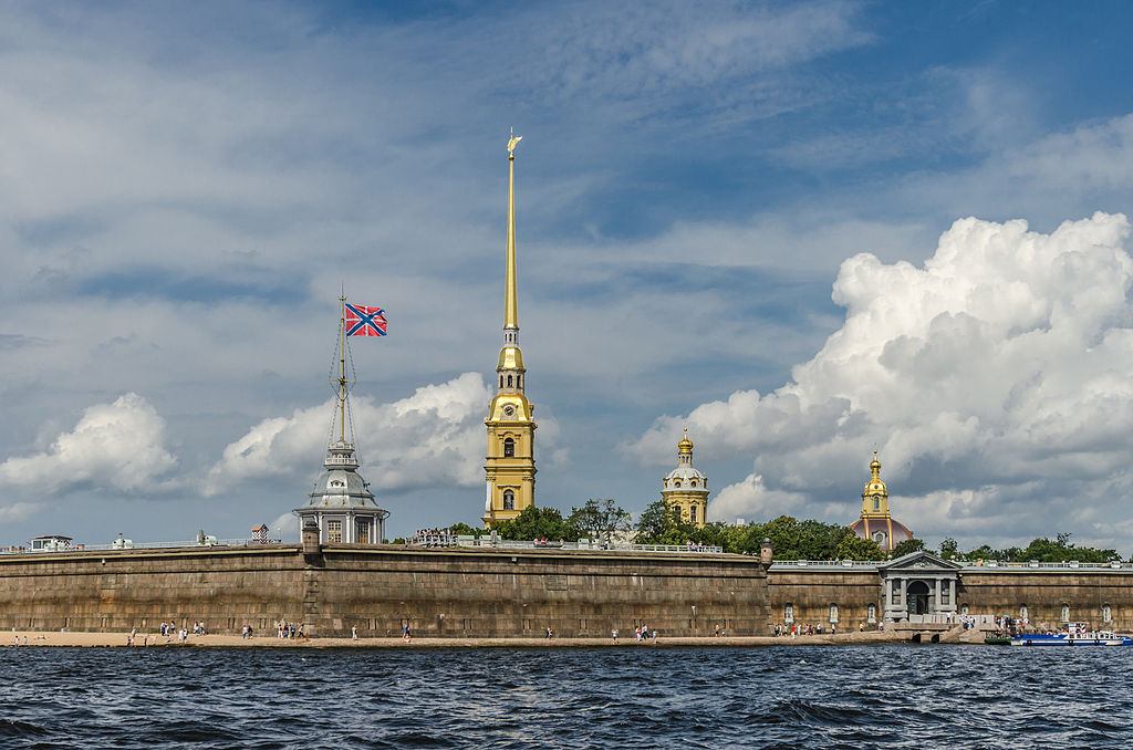 Peter and Paul Fortress St Petersburg
