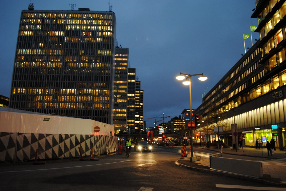 Around Stockholm