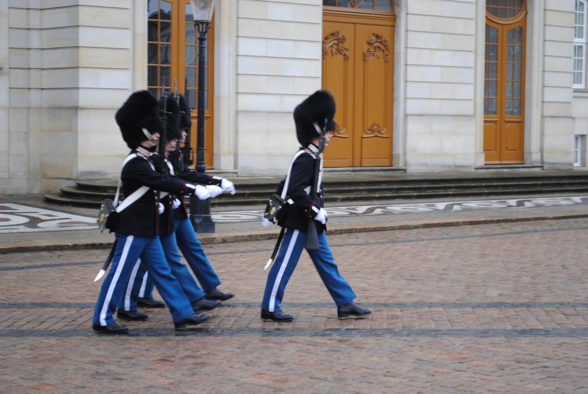 Post Replacement, Amalienborg, Copenhagen, Denmark (4)