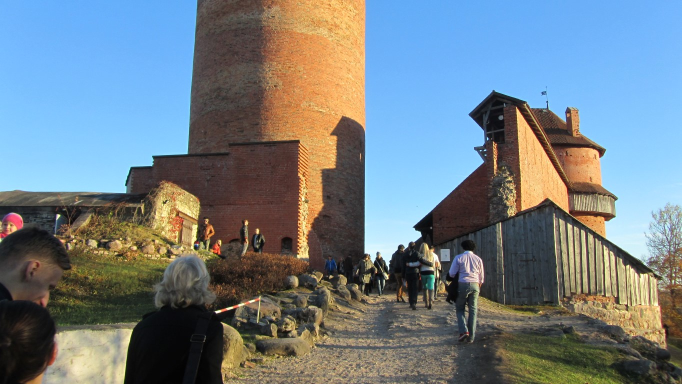Turaida Castle Latvia (1)