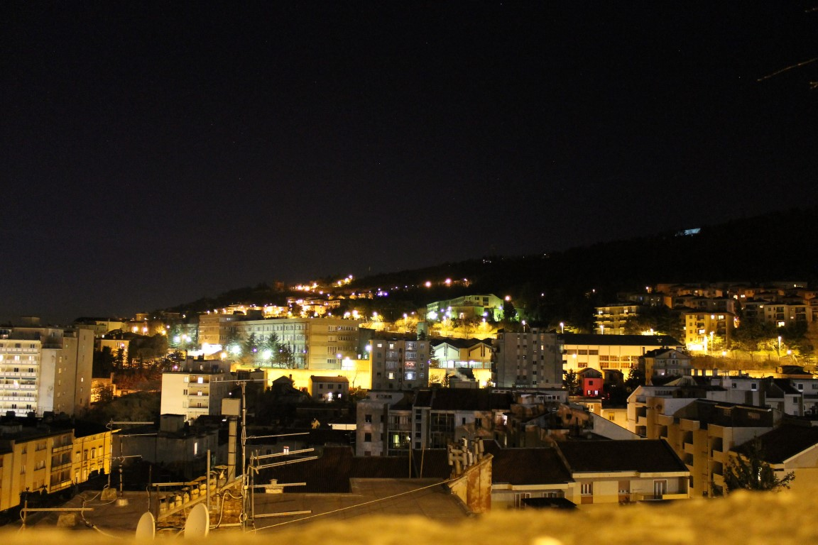 Trieste at Night