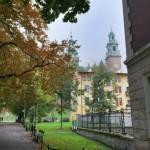 Krakow, Poland, near Wawel Castle