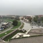 Krakow, Poland, from Wawel Castle